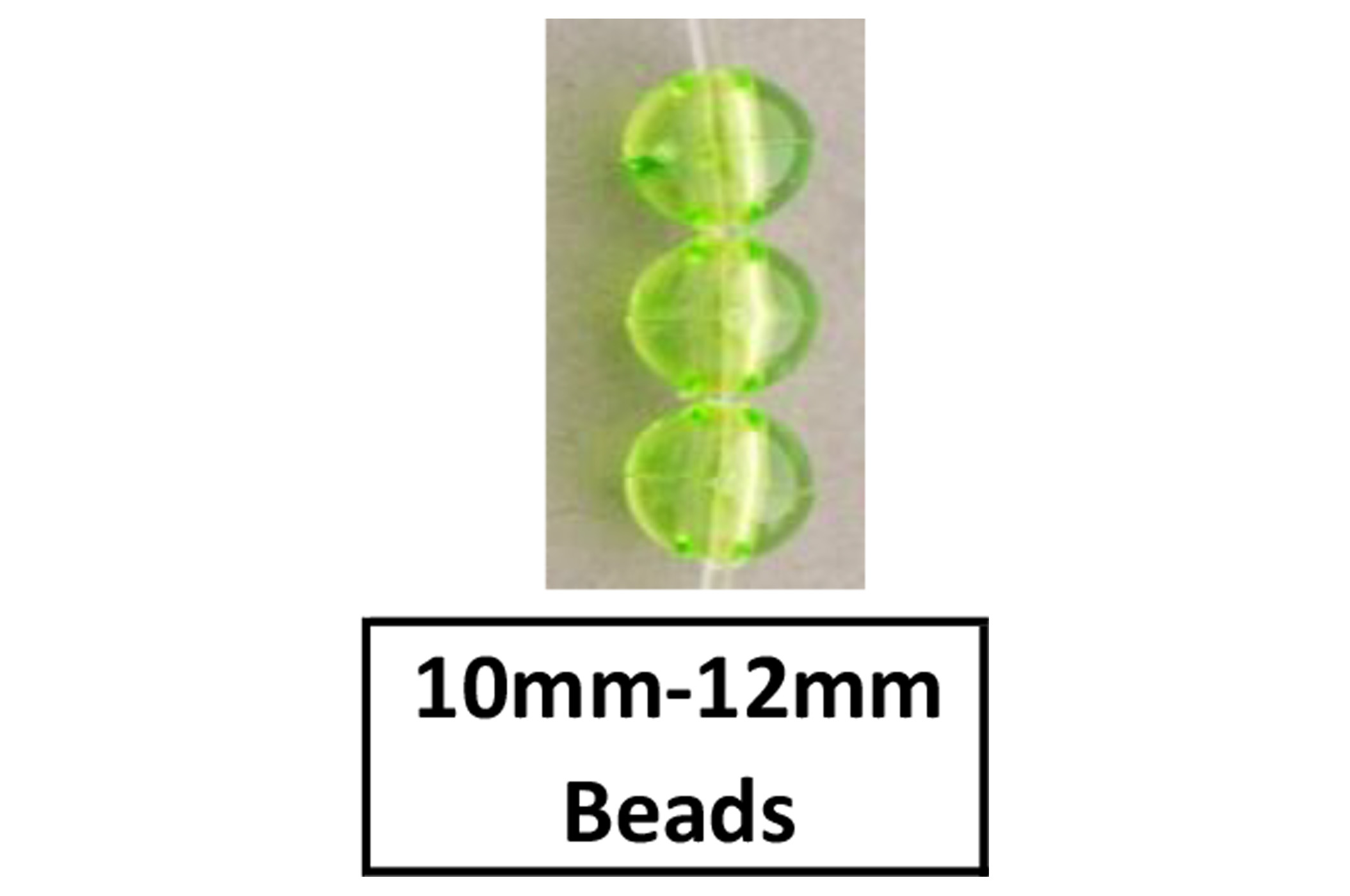10-12mm bead