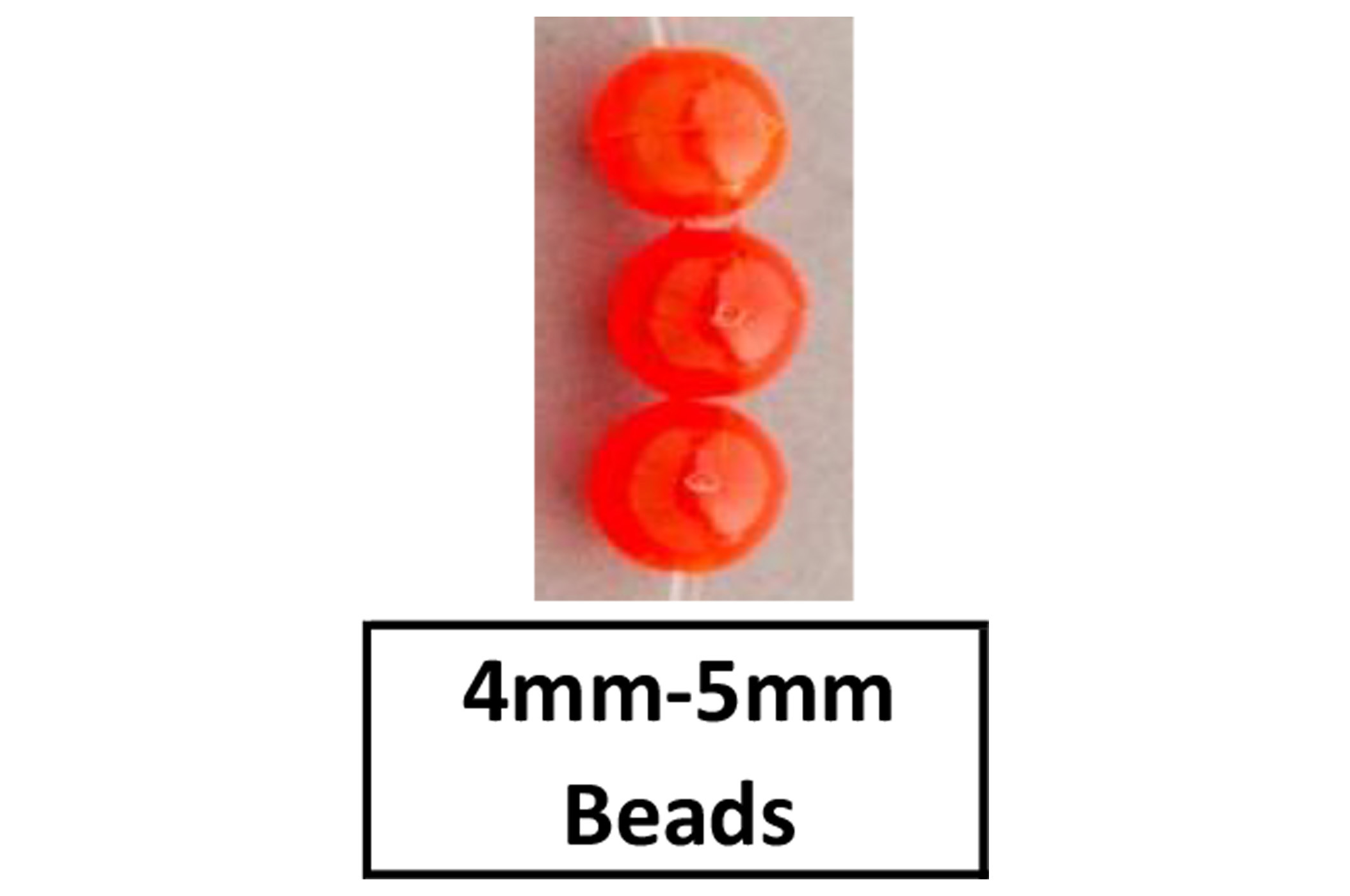 4-5mm bead