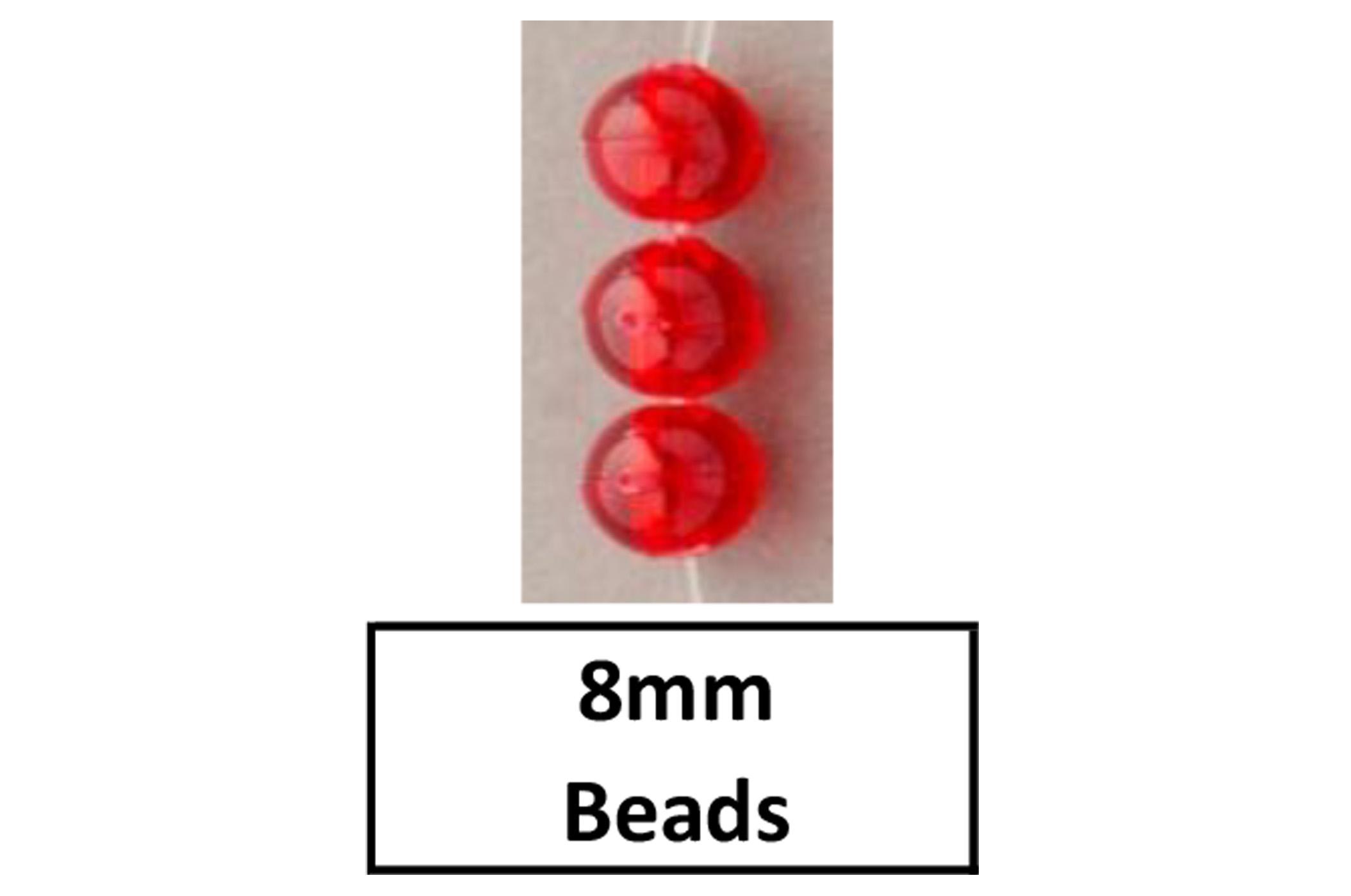 8mm bead