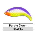 purple clown