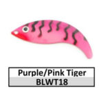 purple/pink tiger