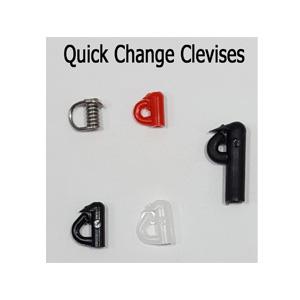 Quick Change Clevises