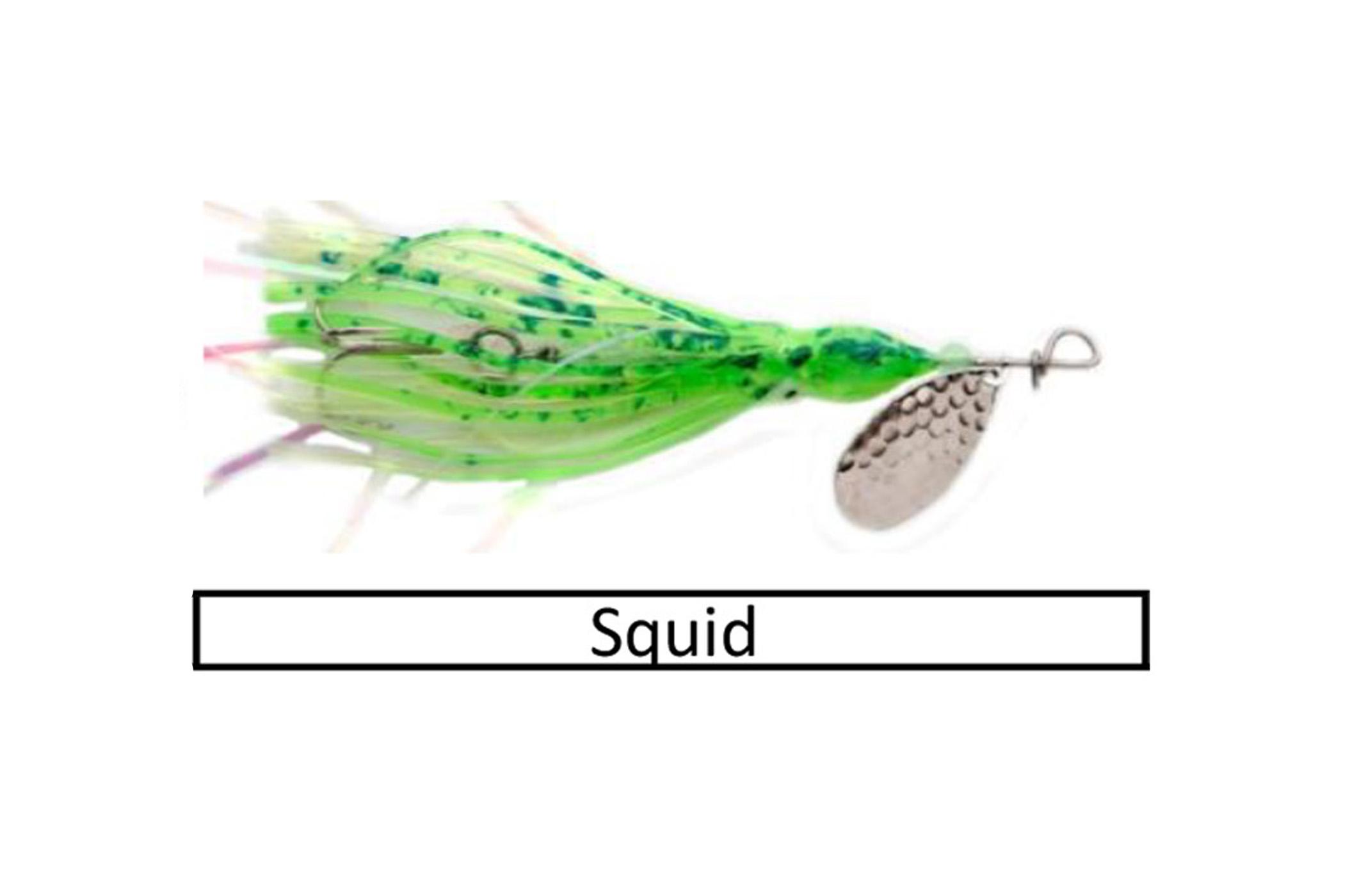 squid spinner link button