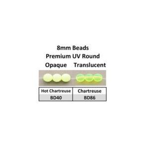 Beads 8mm Premium Round