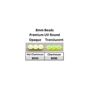 8mm Premium Round Beads