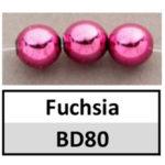 Metallic Fuchsia