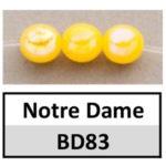 Opaque Notre Dame AB
