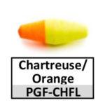Chartreuse/Orange