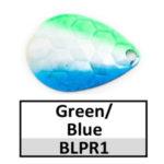 green/blue silver BLPR1