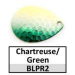 chartreuse/green silver BLPR2