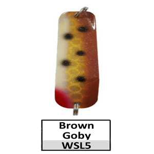 Walleye Slasher-Dodger – Brown Goby