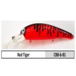 CBB-b-B1 red tiger