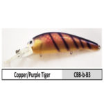 CBB-b-B3 copper/purple tiger