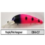 CBB-b-C17 purple/pink hangover