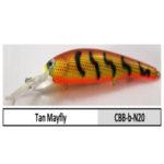 CBB-b-N20 tan mayfly