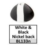 white-black nickel back