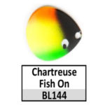 144 Chartreuse Fish On