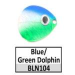Blue/Green Dolphin