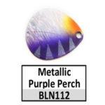 Metallic Purple Perch