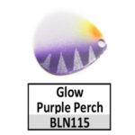 N115 Glow Purple Perch