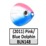 Pink/Blue Dolphin