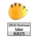 Chartreuse Saber