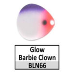 N66 Glow Barbie Clown