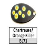 Chartreuse/Orange Killer