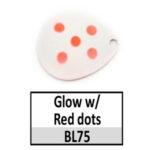 Glow w/ Red dots