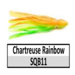 Chartreuse Rainbow