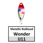 Metallic Redhead Wonder