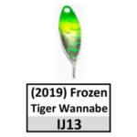 Frozen Tiger Wannabe