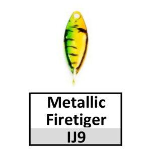 Metallic Ice Jigs