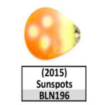 BLN196 sunspots