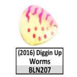 BLN207 diggin up worms