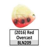 BLN209 red overcast