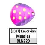 BLN220 kevorkian measles