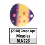 BLN226 grape ape measles