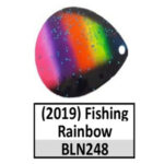 BLN248 fishing rainbow
