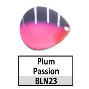 Premium Custom Painted Blades Size 4 Colorado