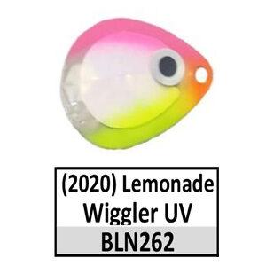 Custom Painted UV Blades