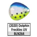 N264 Dolphin Freckles UV
