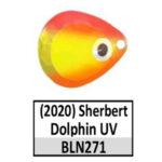 N271 Sherbert Dolphin UV