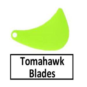 Tomahawk Spinner Blades